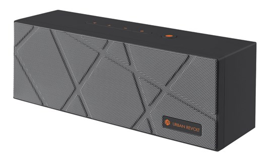 Immagine di Urban Revolt 20239 - StreetboXX XL Bluetooth Wireless Speaker - black/grey