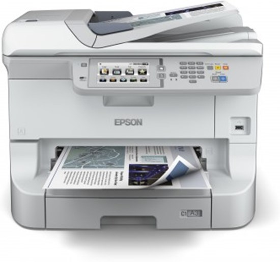 Immagine di Epson Workforce Pro WF-8510DW A3+