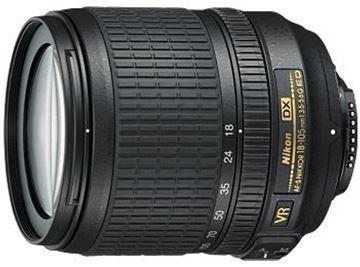 Immagine di Nikkor AF-S 18-105 mm f/3.5-5.6G DX ED VR