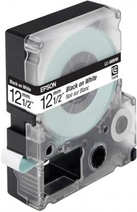 Immagine di Epson C53S625416 - nastro nero bianco