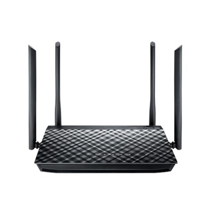 Immagine di Asus RT-AC1200GPLUS - Router Wireless Dual Band AC1200