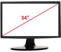 "Monitor 34"""