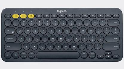 Immagine di Logitech K380 - Tastiera Bluetooth (nera)