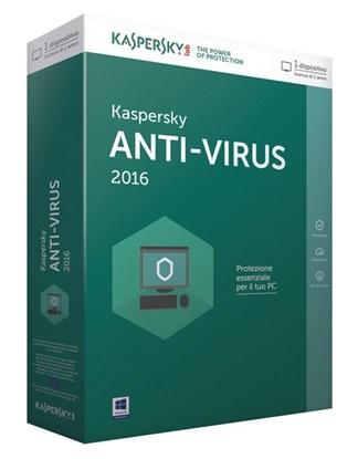 Immagine di Kaspersky Antivirus 2016