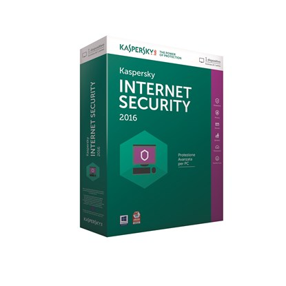 Immagine di Kaspersky Internet Security 2016 - Solo con HW
