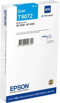 Immagine di Epson C13T907240 - Cartuccia ciano