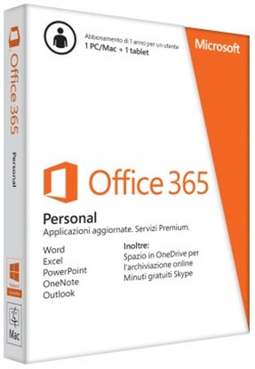 Immagine di Office 365 Personal
