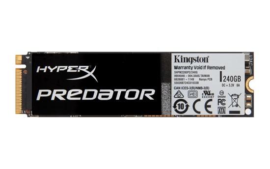 Immagine di Kingston HyperX Predator 240GB
