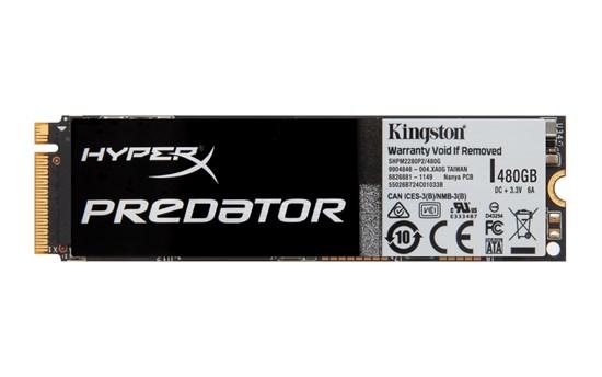 Immagine di Kingston HyperX Predator 480GB