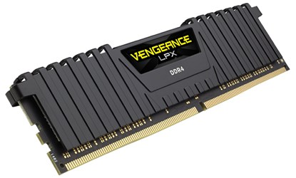 Immagine di Corsair Vengeance LPX CMK16GX4M2A2400C14 - DDR4 16GB (2x8GB)