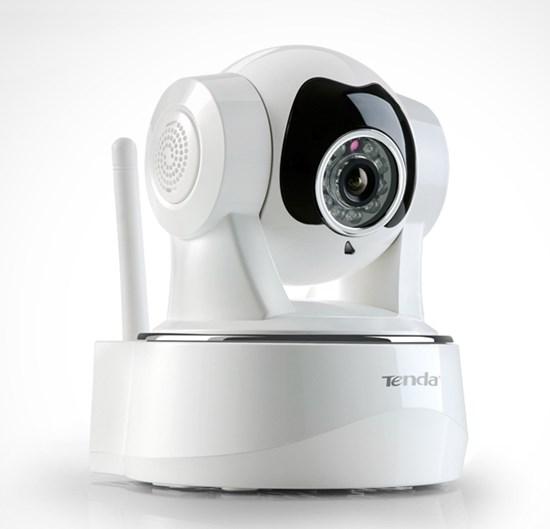 Immagine di Telecamera IP Wireless con Visione Notturna