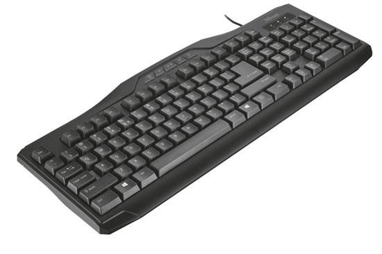 Immagine di Trust 20600 - Classicline Multimedia Keyboard IT