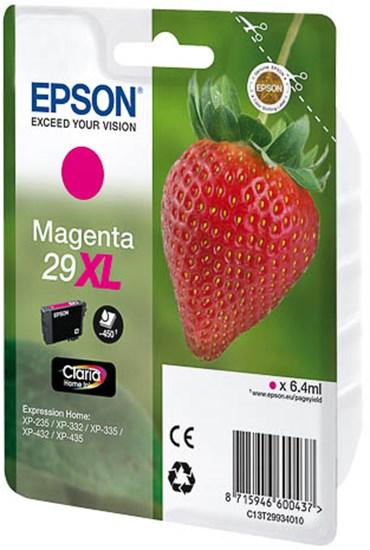 Immagine di Epson C13T29934010 - Cartuccia fragola magenta XL