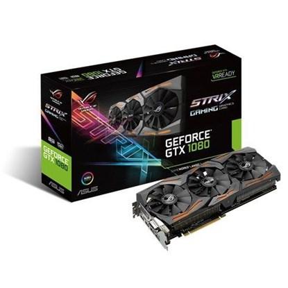 Immagine di Asus GeForce GTX1080 8GB Strix 8G