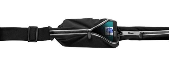 Immagine di Trust 20843 - Cintus Weatherproof Sports Waist Band - black