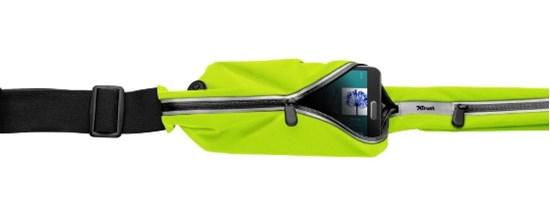 Immagine di Trust 20876 - Cintus Weatherproof Sports Waist Band - Lime
