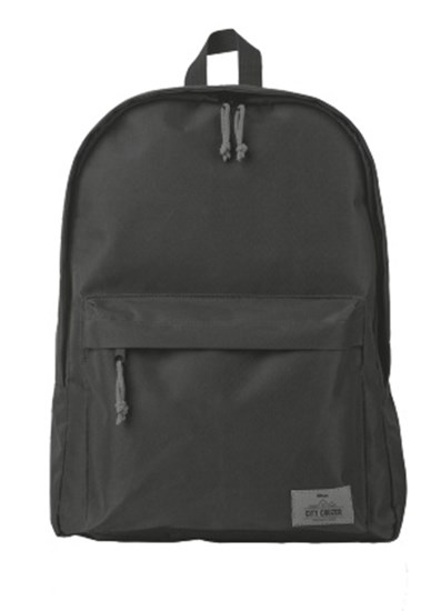 "Immagine di Trust 20677 - City Cruzer Backpack for 16"" laptops - black"