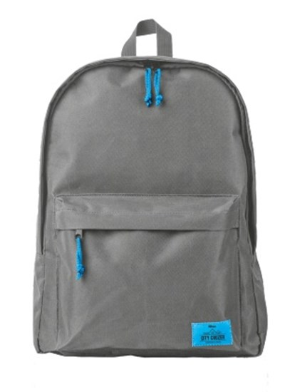 "Immagine di Trust 20678 - City Cruzer Backpack for 16"" laptops - grey"