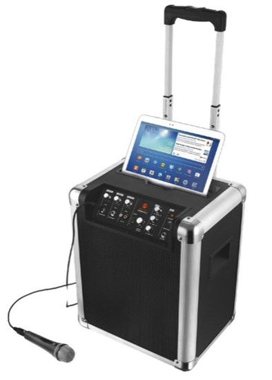 Immagine di Trust 20341 - Fiësta Pro Bluetooth Wireless Party Speaker - black