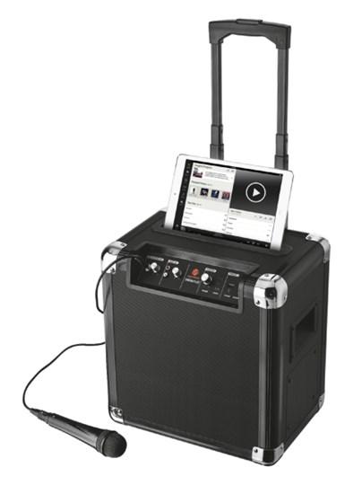 Immagine di Trust 20246 - Fiësta Plus Bluetooth Wireless Party Speaker - black