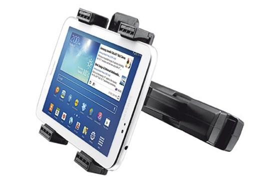 Immagine di Trust 18639 - Universal Car Headrest Holder for tablets