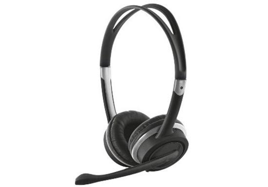 Immagine di Trust 17591 - Mauro USB Headset - black