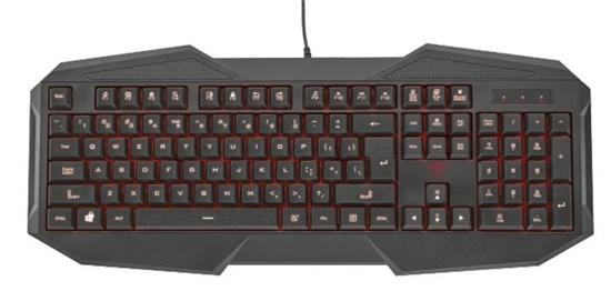 Immagine di Trust 21116 - GXT 830 Gaming Keyboard IT