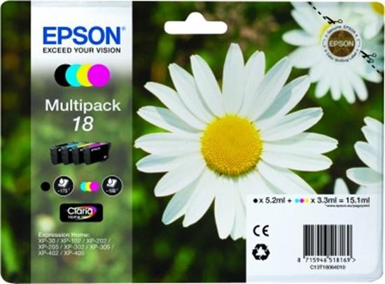 Immagine di Epson C13T18064010 - Multipack Margherita