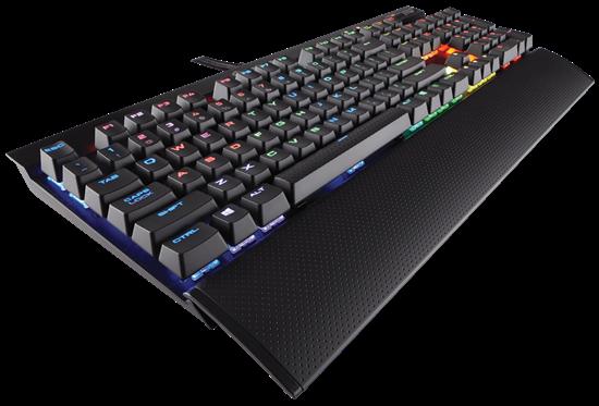 Immagine di Corsair Gaming K70 RGB RapidFire Cherry MX Speed