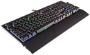 Immagine di Corsair Gaming Strafe RGB RGB LED Cherry MX Silent