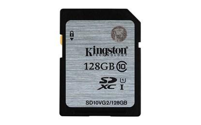 Immagine di Kingston SDHC Classe 10 - 128 GB
