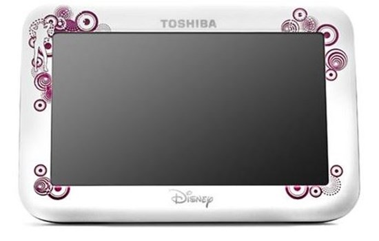 Immagine di Toshiba multimedia Journe M400 Disney