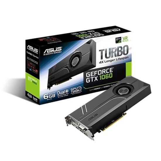 Immagine di Asus GeForce GTX1060 6GB TURBO