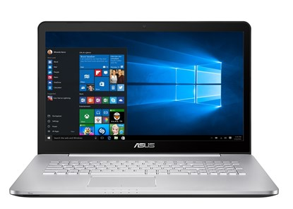 Immagine di Asus N752VX-GC234T - VivoBook Pro
