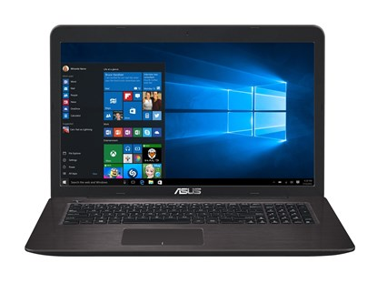 "Immagine di Asus X756UX-T4104T - i7-6500U 8 GB 1 TB GTX950 2GB 17,3"" FHD Win10"