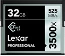 Immagine di Lexar CFast  32 GB 3500x -  LC32GCRBEU3500 - 932462