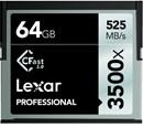 Immagine di Lexar CFast  64 GB 3500x -  LC64GCRBEU3500 - 932463
