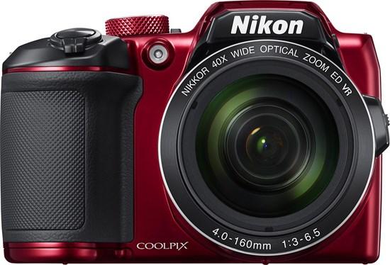 Immagine di Nikon Coolpix B500 Rossa