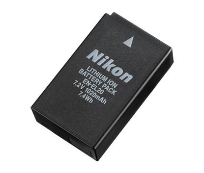 Immagine di Nikon EN-EL20 - Batteria per Coolpix A - J1