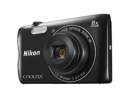 Immagine di Nikon Coolpix A300 Nera