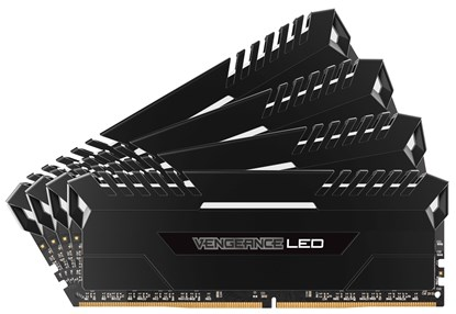 Immagine di Corsair Vengeance LED Bianco CMU32GX4M4C3000C15 - DDR4 32GB (4x8GB)