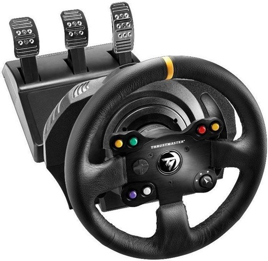 Immagine di Thrustmaster TX Racing Wheel Leaher Edition PC/XONE