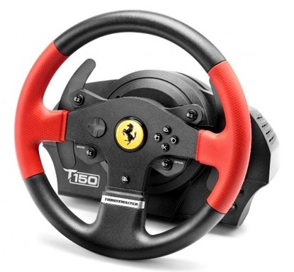 Immagine di Thrustmaster T150 Ferrari Wheel Force Feedback
