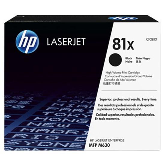 Immagine di HP CF281X - Toner nero 81X