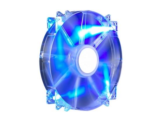 Immagine di Cooler Master R4-LUS-07AB-GP - Megaflow 200 Blue Led Silent Fan