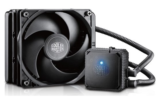 Immagine di Cooler Master RL-S12V-24PK-R2 - Cpu Liquid Cooler Seidon 120 V