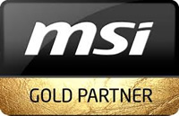 MSI GOLD PARTNER