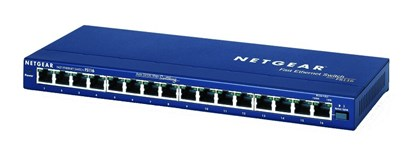 Immagine di Netgear FS116GE - ProSafe Switch 16 porte 10/100