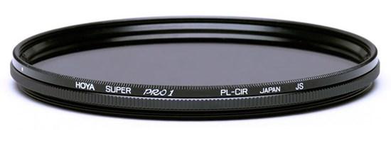 Immagine di Hoya Filtro Polarizzatore Circolare 58 mm