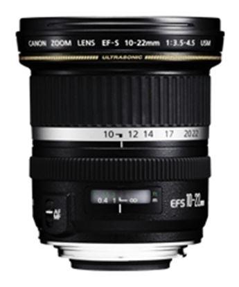 Immagine di Canon EF-S 10-22 mm f/3.5-4.5 USM
